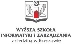 Герб - Университет информационных технологий и менеджмента в Жешове – 1