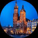 Город Краков - фото