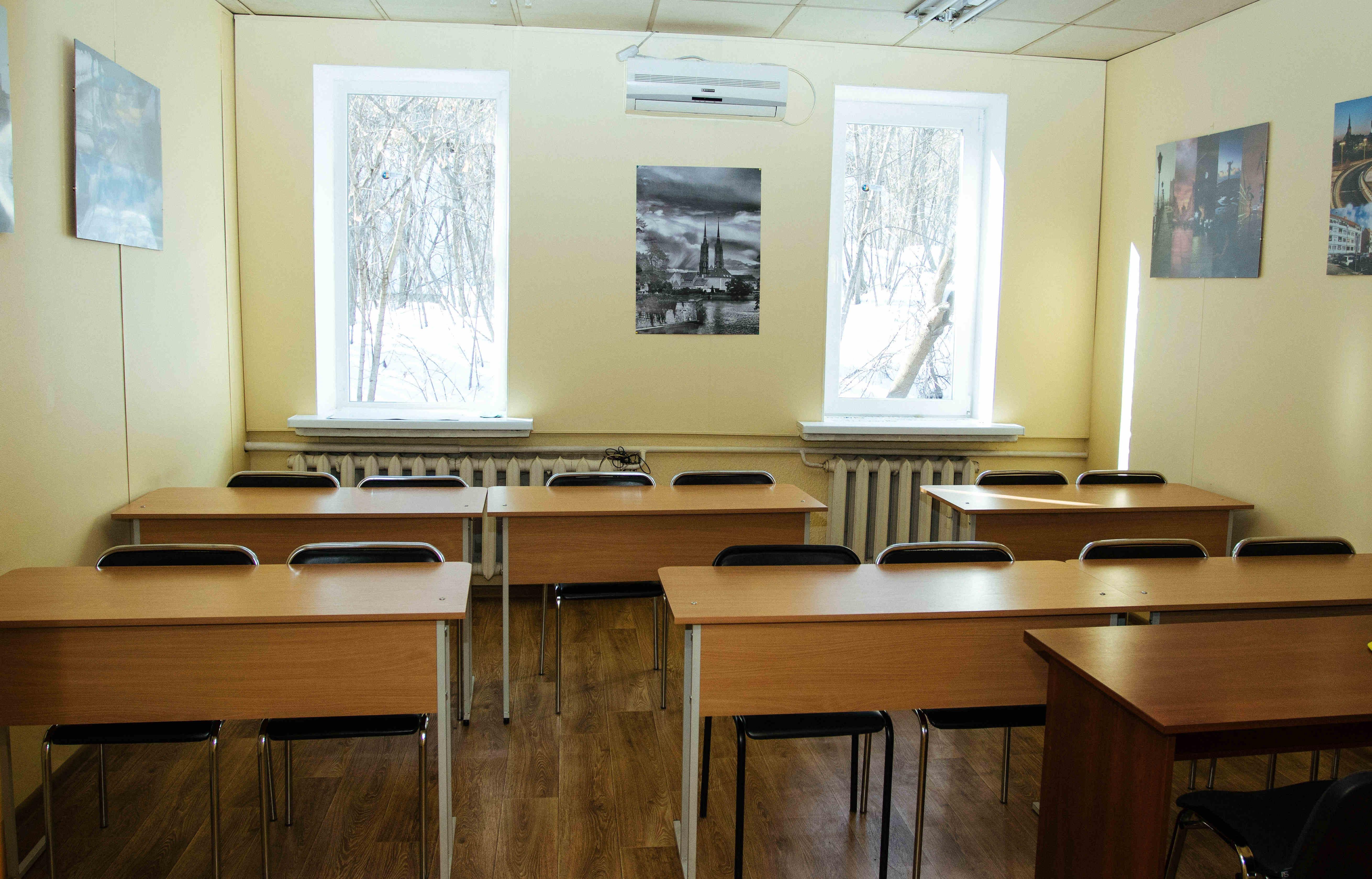 Курсы польского языка в Киеве - аудитория - фото - 29