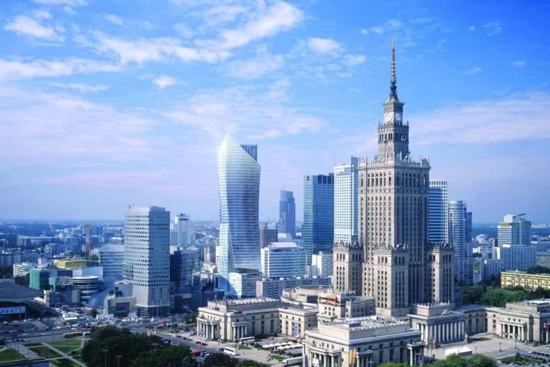 Поездка в Польшу по университетам Варшавы