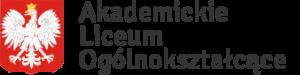 Логотип Академический общеобразовательный лицей в Лодзи