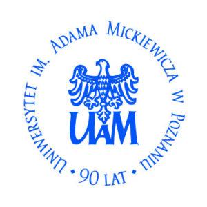 Логотип Университет им. Адама Мицкевича в Познани