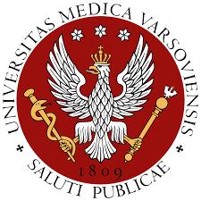 Лого Университет медика в Варшаве
