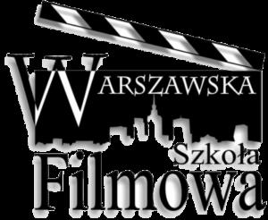 Логотип Варшавской Школы Кино в Варшаве